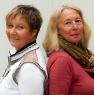 Biggi Rist und Dr. Liliane Skalecki (Foto: privat)