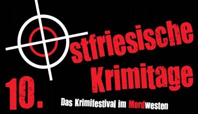 Logo Ostfriesische Krimtage
